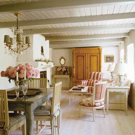 décoration type cottage