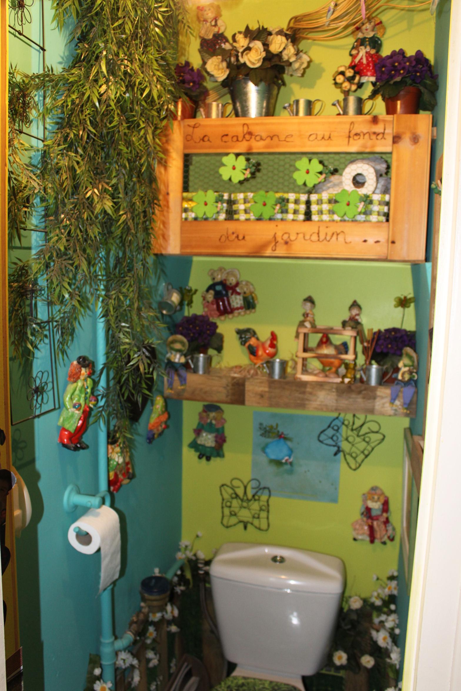 Peindre des wc photos de conception de maison for Peindre des toilettes