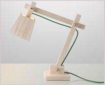 Wood Lamp Muuto