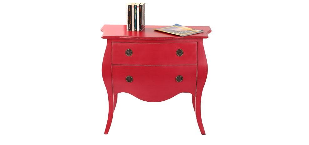 acheter commode rose baroque design prix usine
