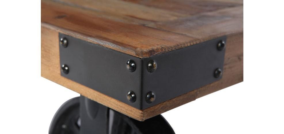 acheter table basse industrielle design prix usine