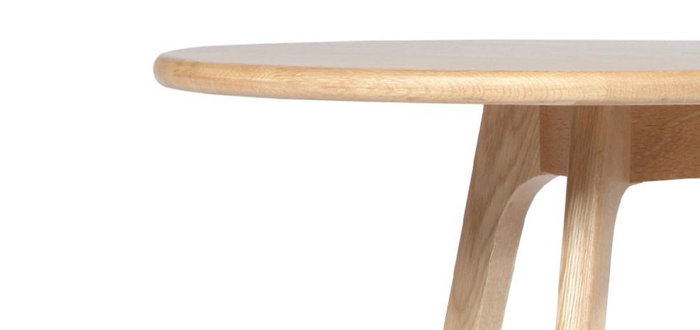 acheter table basse en bois design pas cher