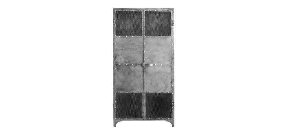 achat armoire loft design petit prix