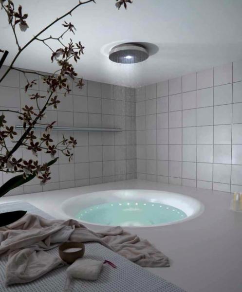 baignoire design de Kos