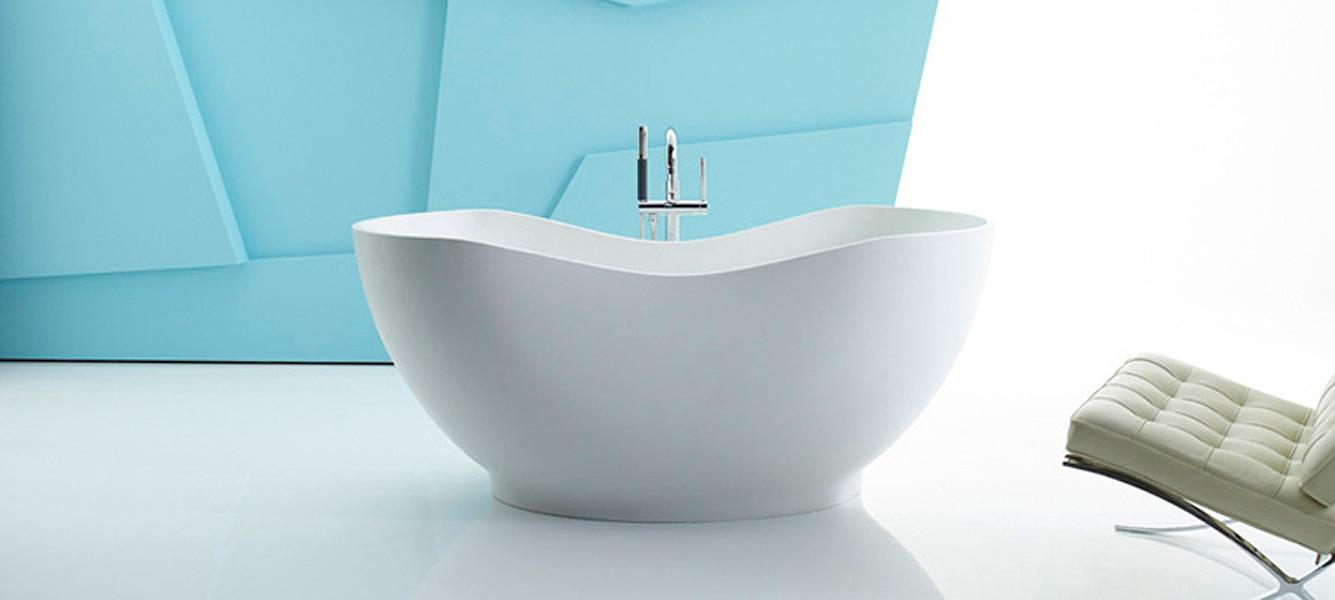 baignoire design par Jacob Delafon