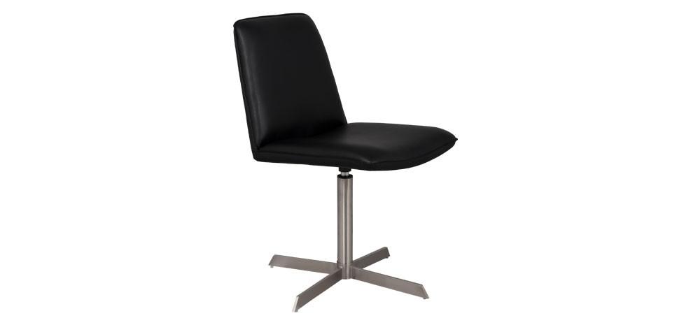 chaise cuir design prix discount