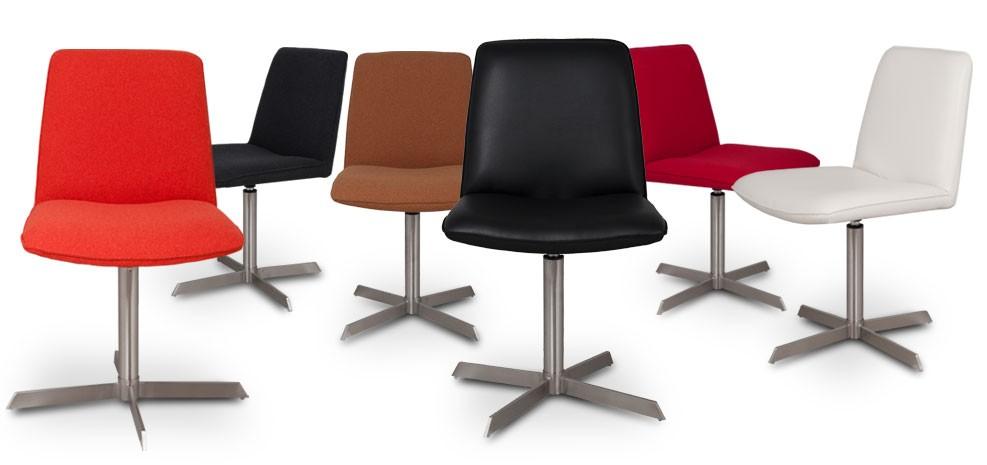chaises tissu design prix usine