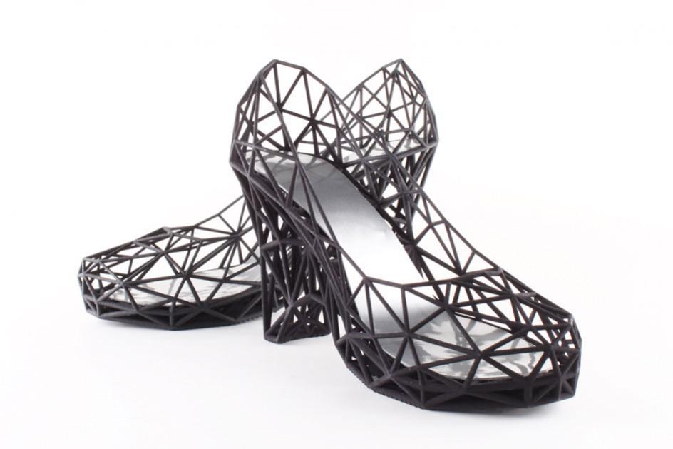 collection de chaussures Strvct