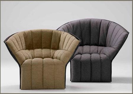 Le fauteuil Moel