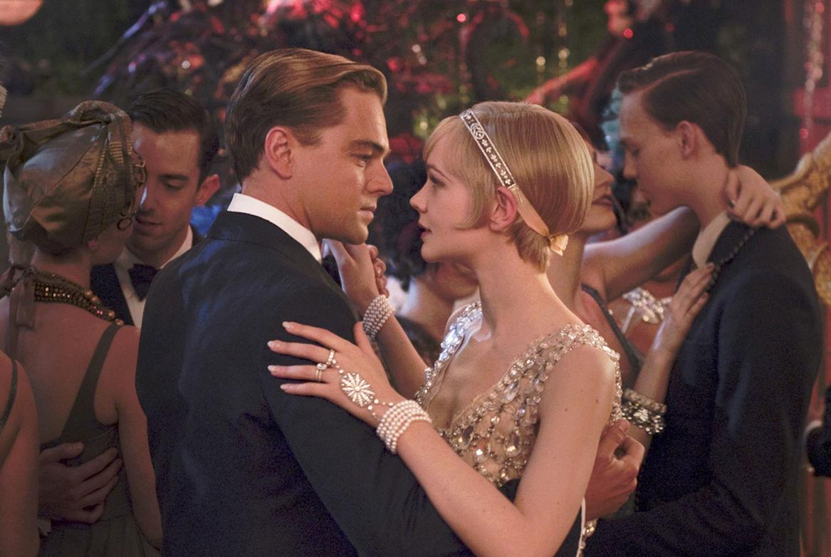 Gatsby le magnifique avec Leonardo Di Caprio