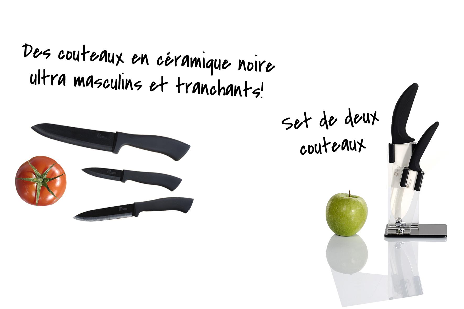 Couteaux céramique Rendezvousdéco