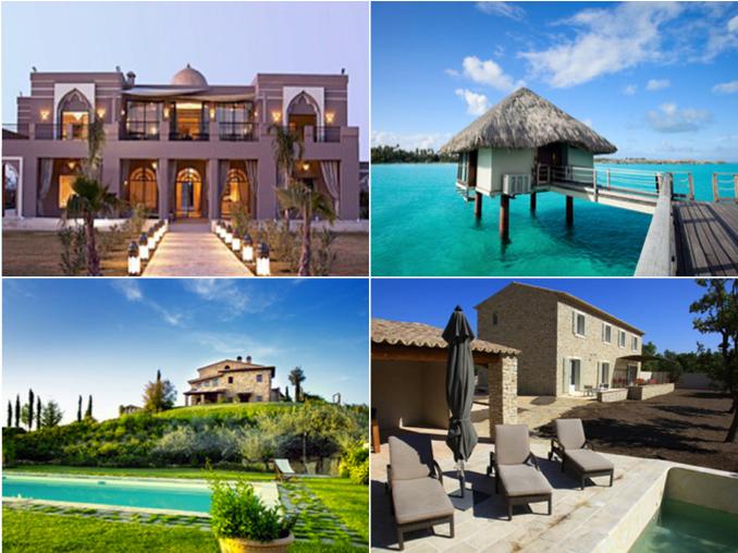 locations de vacances homelidays
