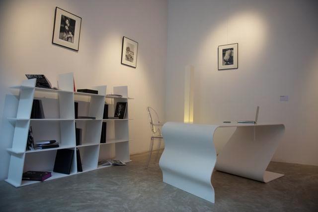 mobilier design contremporain en hi-macs