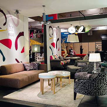 meubles d'hôtels design