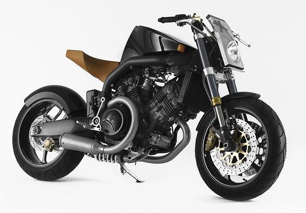 moto super voxan XV signée Philippe Starck
