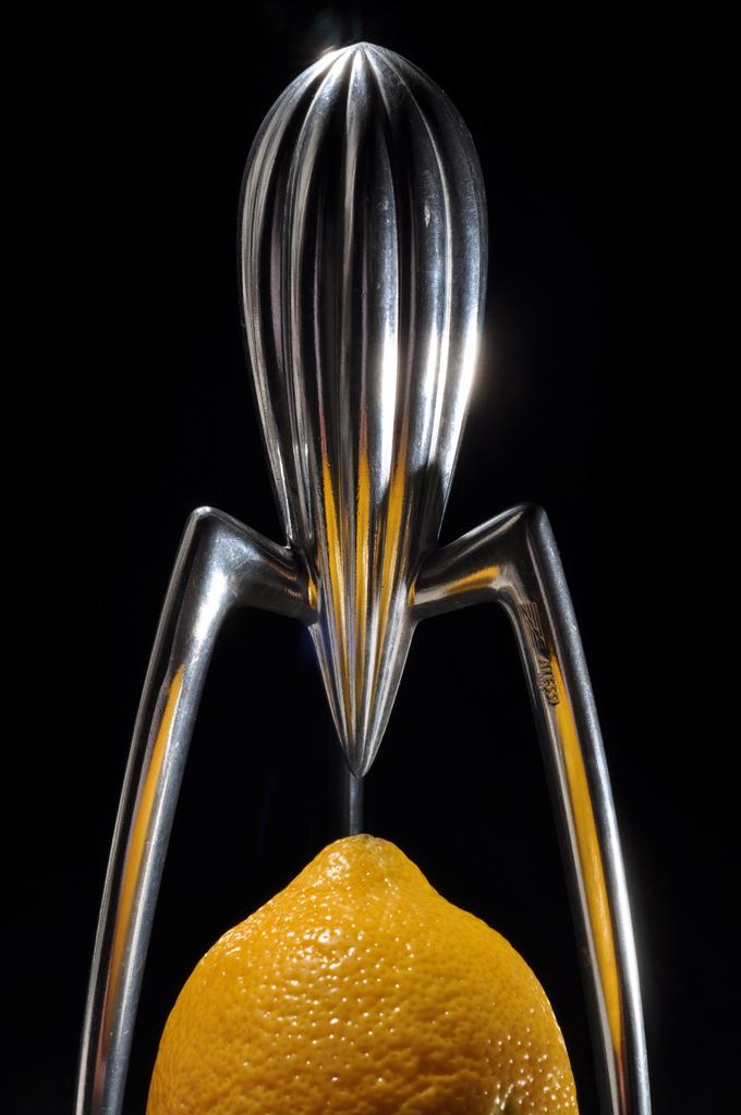 Presse-citron Juicy Salif signé Philippe Starck