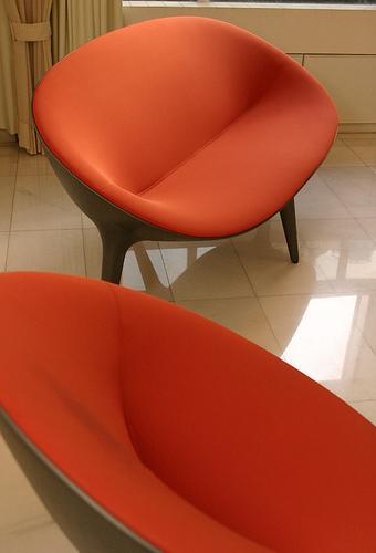 canapé design par Philippe Starck