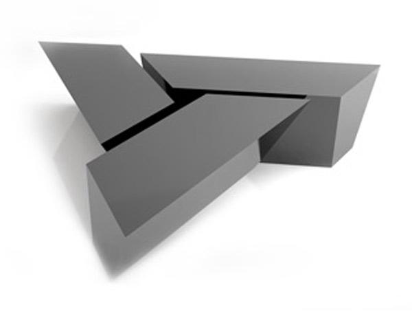 table basse futuriste yi39 jornalagora. Black Bedroom Furniture Sets. Home Design Ideas
