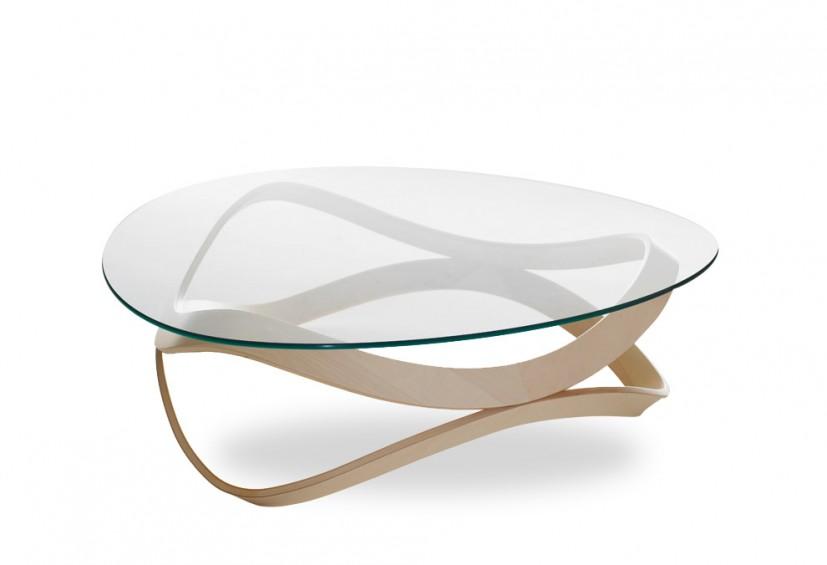 table basse réalisée par staffan holm
