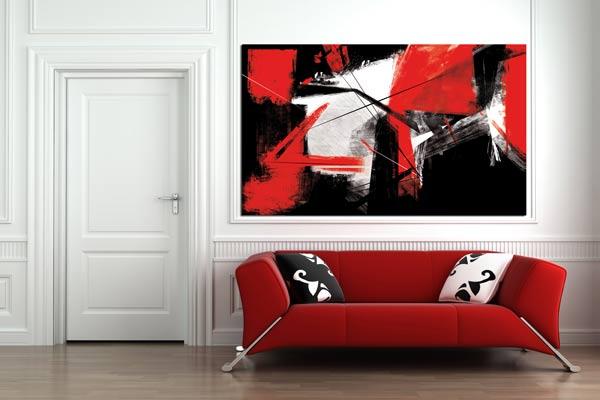 acheter tableau design abstrait