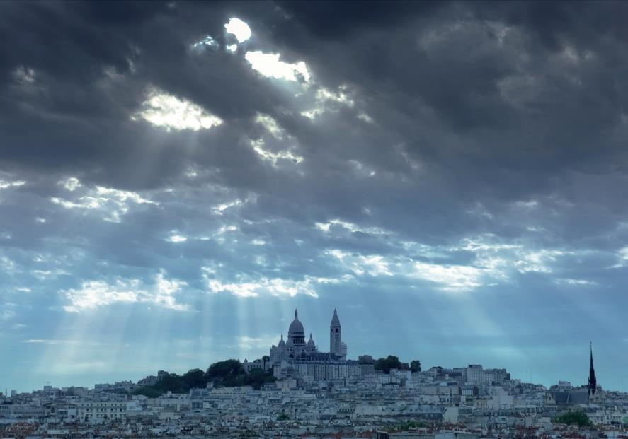 tableau de Montmartre