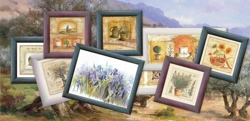 boutique tableaux de Provence